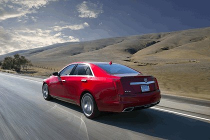 2014 Cadillac CTS Vsport sedan 31