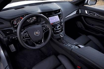 2014 Cadillac CTS Vsport sedan 33