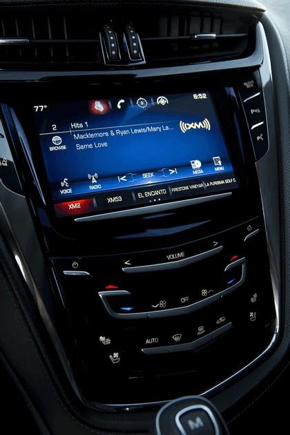 2014 Cadillac CTS Vsport sedan 35