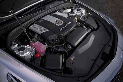 2014 Cadillac CTS Vsport sedan 37