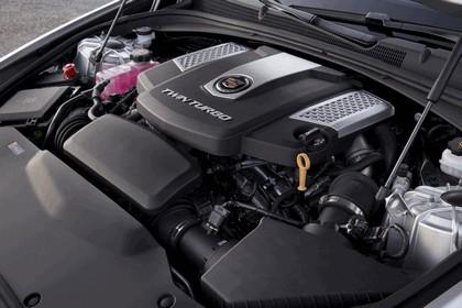 2014 Cadillac CTS Vsport sedan 38