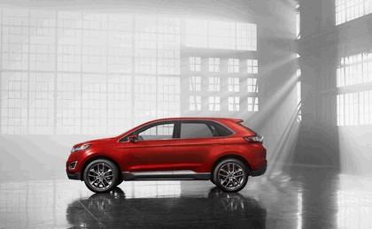 2013 Ford Edge concept 2