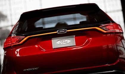 2013 Ford Edge concept 6