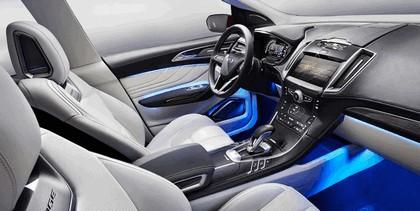2013 Ford Edge concept 11