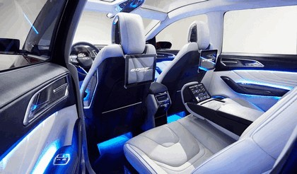 2013 Ford Edge concept 12