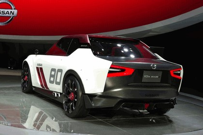 2013 Nissan IDx Nismo concept 11
