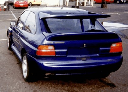 1992 Ford Escort RS Cosworth 14
