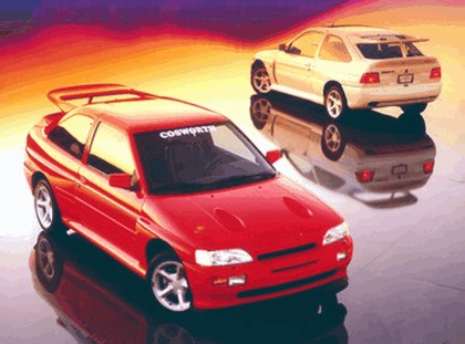 1992 Ford Escort RS Cosworth 19