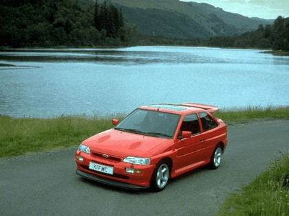 1992 Ford Escort RS Cosworth 20