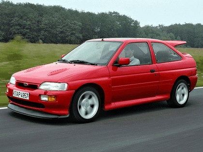1992 Ford Escort RS Cosworth 21