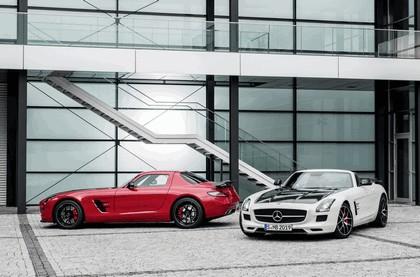 2013 Mercedes-Benz SLS 63 AMG GT Final Edition 11