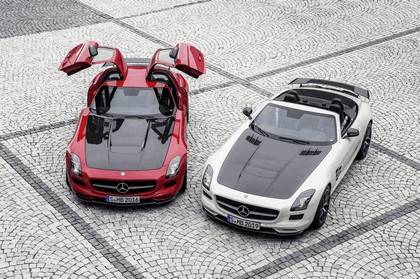 2013 Mercedes-Benz SLS 63 AMG GT Final Edition 15