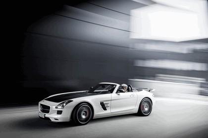 2013 Mercedes-Benz SLS 63 AMG GT roadster Final Edition 1