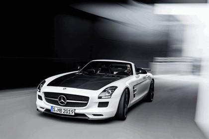 2013 Mercedes-Benz SLS 63 AMG GT roadster Final Edition 4