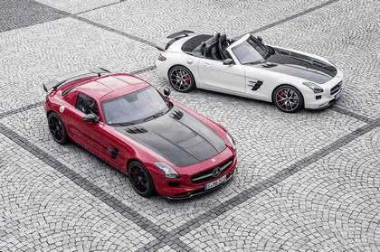 2013 Mercedes-Benz SLS 63 AMG GT roadster Final Edition 11