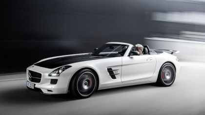 2013 Mercedes-Benz SLS 63 AMG GT roadster Final Edition 6