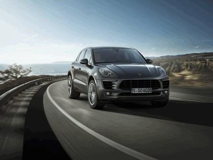 2014 Porsche Macan S Diesel 1