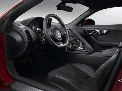 2013 Jaguar F-Type R coupé 25