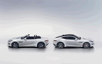 2013 Jaguar F-Type R coupé 37