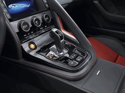 2013 Jaguar F-Type R coupé 44