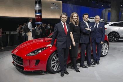 2013 Jaguar F-Type R coupé 104