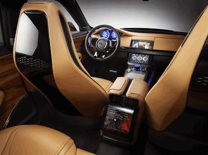 2013 Jaguar C-X17 5-seater concept 20