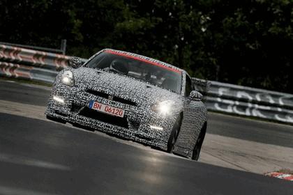 2013 Nissan GT-R ( R35 ) - Nuerburgring-Nordschleife test 1