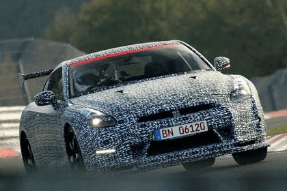 2013 Nissan GT-R ( R35 ) - Nuerburgring-Nordschleife test 8