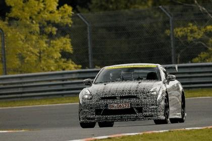 2013 Nissan GT-R ( R35 ) - Nuerburgring-Nordschleife test 9