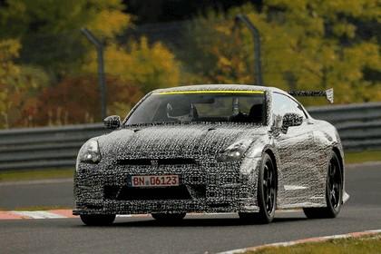 2013 Nissan GT-R ( R35 ) - Nuerburgring-Nordschleife test 10
