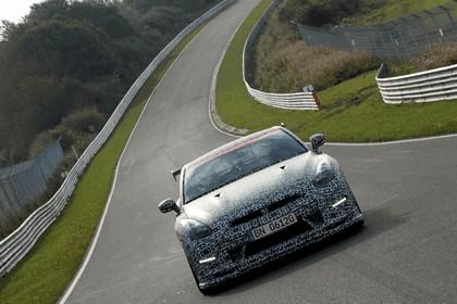 2013 Nissan GT-R ( R35 ) - Nuerburgring-Nordschleife test 11