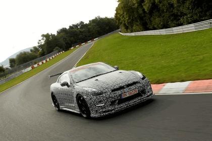 2013 Nissan GT-R ( R35 ) - Nuerburgring-Nordschleife test 12