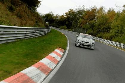 2013 Nissan GT-R ( R35 ) - Nuerburgring-Nordschleife test 13