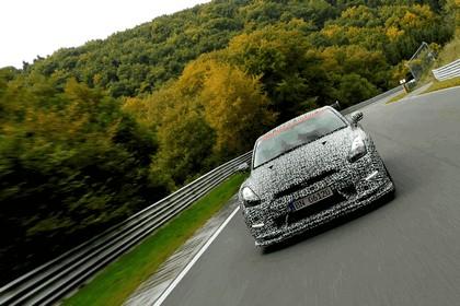 2013 Nissan GT-R ( R35 ) - Nuerburgring-Nordschleife test 18
