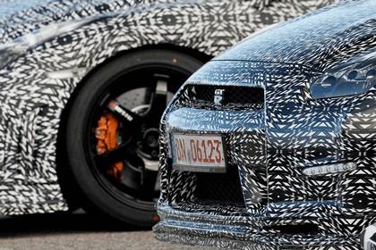 2013 Nissan GT-R ( R35 ) - Nuerburgring-Nordschleife test 25