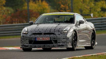 2013 Nissan GT-R ( R35 ) - Nuerburgring-Nordschleife test 6