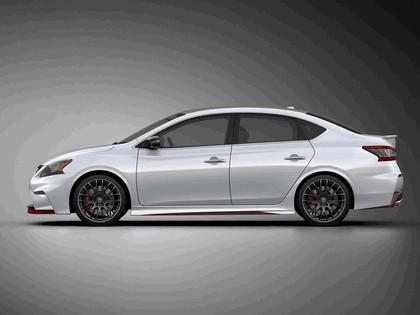 2013 Nissan Sentra Nismo concept 2