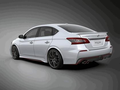 2013 Nissan Sentra Nismo concept 3