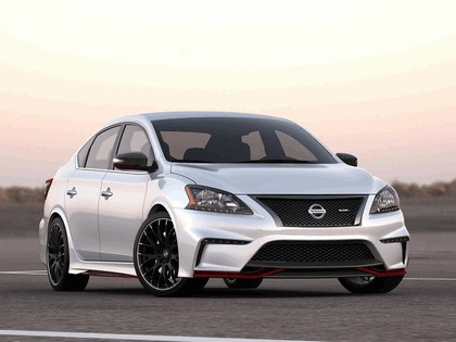 2013 Nissan Sentra Nismo concept 4