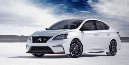 2013 Nissan Sentra Nismo concept 6