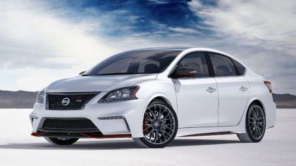 2013 Nissan Sentra Nismo concept 5