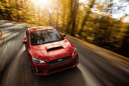2014 Subaru WRX 3