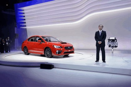 2014 Subaru WRX 9
