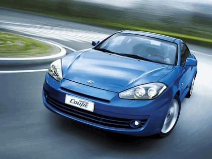 2007 Hyundai Coupe FX 1