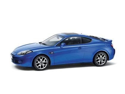 2007 Hyundai Coupe FX 7