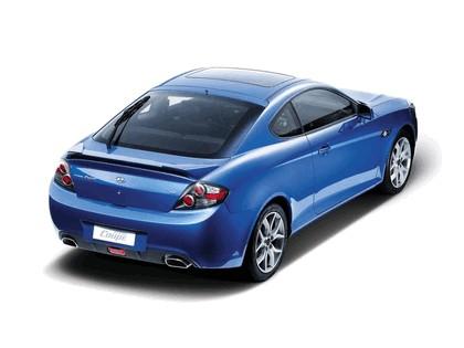 2007 Hyundai Coupe FX 8