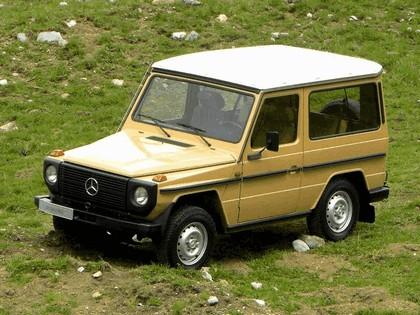1982 Mercedes-Benz 240 GD SWB ( W460 ) 1