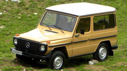 1982 Mercedes-Benz 240 GD SWB ( W460 ) 8