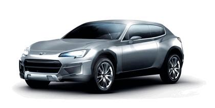 2013 Subaru Cross Sport concept 1