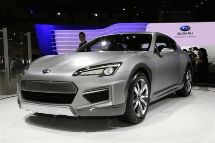 2013 Subaru Cross Sport concept 4